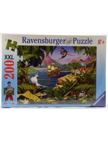 Пазл В поисках сокровищ (200 деталей) Ravensburger/Равенсбургер