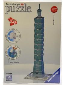 Пазл 3D Башня Тайбей (216 элементов) Ravensburger/Равенсбургер