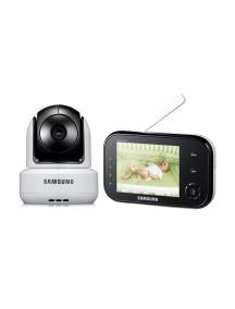 Видеоняня Samsung SEW-3037WP (Самсунг) поворотная камера