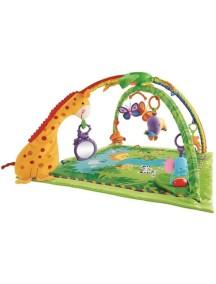 """Развивающий музыкальный игровой коврик для новорожденного,Fitch Baby,""""Delux Musical Mobile Gym""""/Фич Бэйби,""""Муз центр"""",8813"""