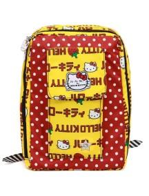 "Рюкзак Жу-жу-би Мини би ""Хэлло Кити Клубничка""/ JU-JU-BE Mini Be hello kitty strawberry stripes"