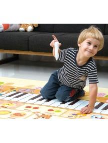 Музыкальный игровой коврик Двингулер Dwinguler Sound PlayMat (2300мм x 1400мм x 15мм)