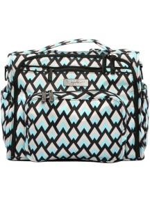 """Сумка рюкзак для мамы Жу-жу-би Би.Ф.Ф. """"Бриллиантовый оникс""""/ JU-JU-BE B.F.F. onyx black diamond"""
