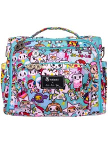 "Сумка рюкзак для мамы Жу-жу-би Би.Ф.Ф. ""Токидоки Юниники 2""/ JU-JU-BE B.F.F. tokidoki unikiki 2"