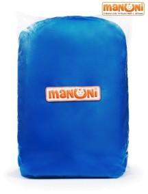 ЖД-манеж в поезд для детей Manuni от 3 лет синий (3 стенки +шторка)