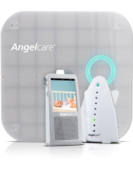 Цифровая сенсорная видеоняня с монитором дыхания Angelcare AC1100