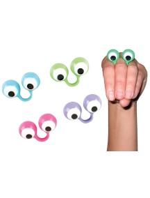Занимательные глазки для кукольного театра (мал)