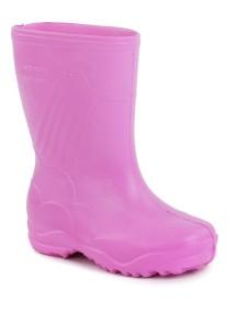 Детские сапоги из ЭВА Nordman Sun без вкладыша (розовые)