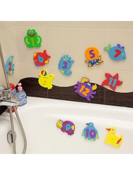 "Funkids ""WaterFun-2"" Набор игрушек для купания (с удочкой)"