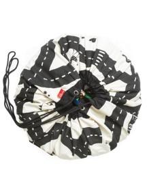 Мешок для хранения игрушек и игровой коврик Play&Go 2 в 1. Коллекция Print. Дорожная карта