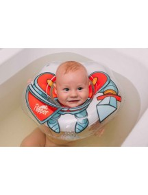 "Flipper - круг на шею для купания малышей ""Рыцарь"""