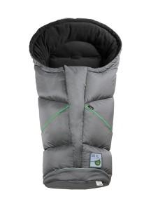 Конверт для новорожденных Odenwalder Billi XL Серый