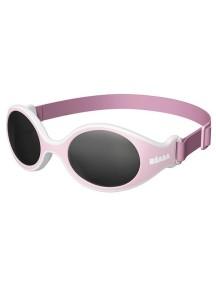 """Детские очки Beaba для ребенка с 3-х месяцев, лежащего в коляске """"Clip Strap XS"""",  Розовый"""