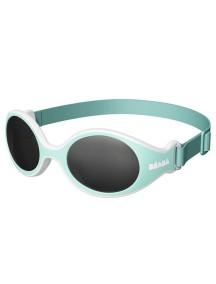 """Детские очки Beaba для ребенка с 3-х месяцев, лежащего в коляске """"Clip Strap XS"""", Aqua"""