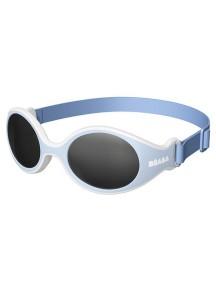 """Детские очки Beaba для ребенка с 3-х месяцев, лежащего в коляске """"Clip Strap XS"""", Голубые"""