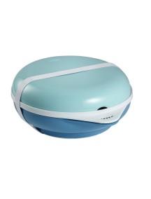 "Набор посуды Beaba ""Bento Box ""ELLIPSE"", 913394 / Blue"