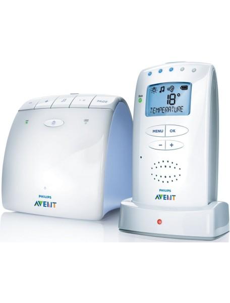 Радионяня цифровая DECT (бэбиконтроль) SCD 525  Philips-Avent