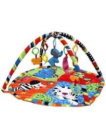"""Игровой коврик Funkids """"Color Zoo Gym"""""""