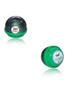 3D эффект 25 г Nano Gum, NG25IS / Изумрудное сияние