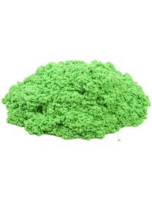 Пластичный (кинетический) песок 0,5 кг., Т57727 / Зеленый