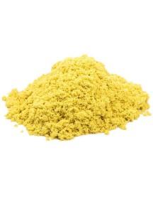 Пластичный (кинетический) песок 0,5 кг., Т57728 / Желтый
