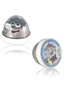 Nano Gum, Металлик 50 г NG5014SI / Сильвер