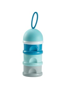 "Контейнер для смесей Beaba ""Stacked formula milk container"", 911554 / Blue"