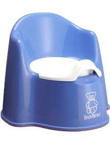 BabyBjorn Детский горшок-кресло, синий