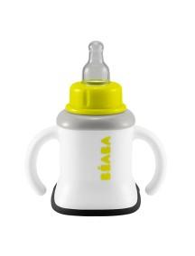 """Поильник Beaba """"Training cup"""", 913384 - Neon"""
