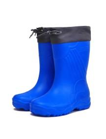 Nordman Sun сапоги из ЭВА, утепленные, с манжетой, синие