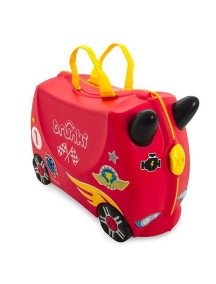 """Trunki  """"Гоночная машинка Рокко"""" Детская каталка-чемодан  Транки"""