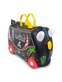 "Trunki  ""Педро Пират"" Детская каталка-чемодан  Транки"