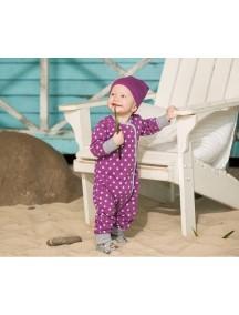 Пижама на кнопках детская, Звездное небо (БАМБИНИЗОН / Bambinizon)
