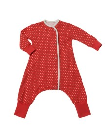 Пижама на кнопках детская, Звездочка Коралл (БАМБИНИЗОН / Bambinizon)