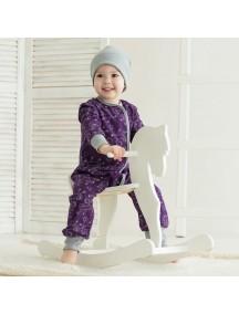 Пижама на кнопках детская, Обезьянка (БАМБИНИЗОН / Bambinizon)