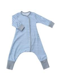 Пижама на кнопках детская, Спокойное море (БАМБИНИЗОН / Bambinizon)