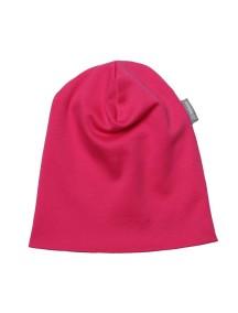 Шапочка детская дошкольная р.110-122, Ярко-розовая (БАМБИНИЗОН / Bambinizon)