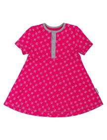 Платье детское, Цветочный луг (БАМБИНИЗОН / Bambinizon)