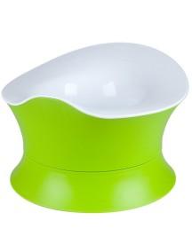 Горшок Growing up potty AngelCare, Зеленый