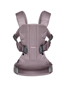 "Рюкзак-Кенгуру BabyBjorn ""One Air Mesh"" , Лавандовый"