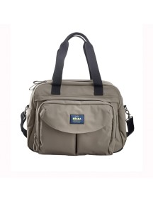 "Сумка для мамы Beaba ""Changing Bag Geneva 2"" , Taupe"