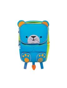 Мой первый рюкзак для детского сада Транки Берт голубой /Trunki Toddlepak