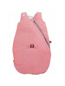 "Спальный мешок хлопок Red Castle ""Quilted Sleeping Bag Chambray 0 - 6м"" TOG 2, Rose"