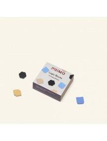Набор логических блоков, 12 шт (3+) Primo Toys