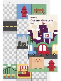"""Карта для путешествий """"Город"""" с Кьюбетто /Cubetto Primo Toys"""