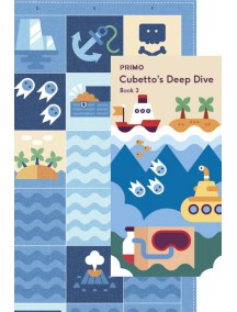 "Карта для путешествий "" Океан"" с Кьюбетто /Cubetto Primo Toys"