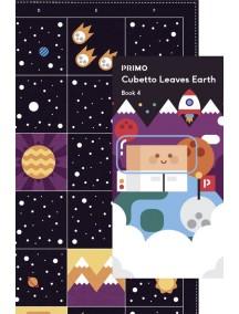 """Карта для путешествий """" Космос"""" с Кьюбетто /Cubetto Primo Toys"""