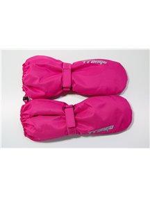 Непромокаемые варежки-краги-рукавицы Trango (Транго) розовые
