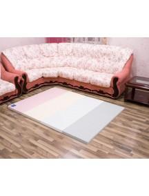 Складной детский коврик-мат AlzipMat Color Folder SG (2400х1400х40), ECO Modern Pink