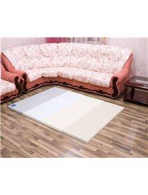 Складной детский коврик-мат AlzipMat Color Folder SG (2400х1400х40), ECO Modern Grey